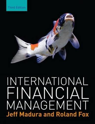 9781408088456: International Financial Management