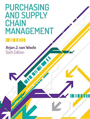 9781408088463: Purchasing and Supply Chain Management: Analysis, Strategy, Planning and Practice