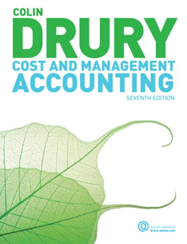 9781408090879: Cost and Management Accounting