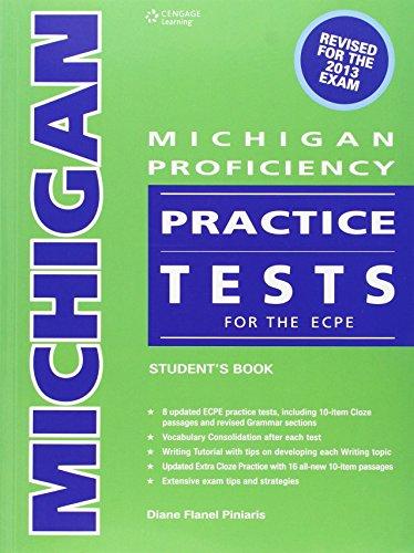 9781408092613: MICH PROF ECPE PRAC TEST SB REV