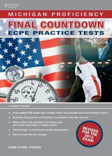 9781408092729: Michigan Proficiency Final Countdown ECPE Student Book & Glossary Pack