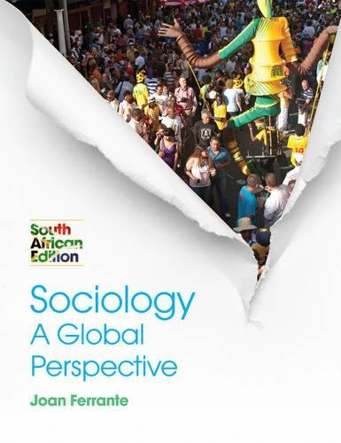 9781408093559: Sociology: A Global Perspective