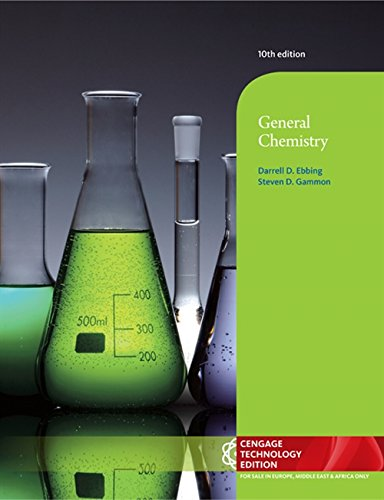 9781408093641: General Chemistry: Cengage Technology Edition