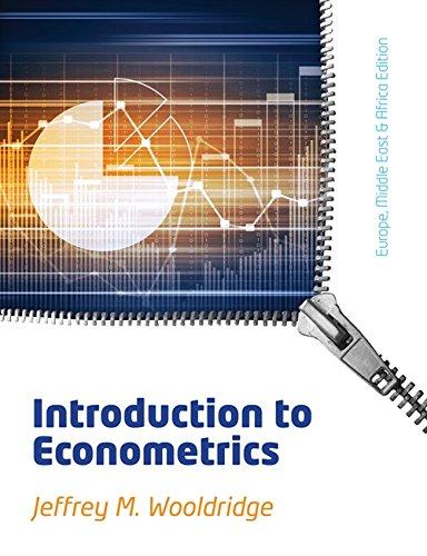 Introductory Econometrics: EMEA Adaptation: Wooldridge, Jeffrey