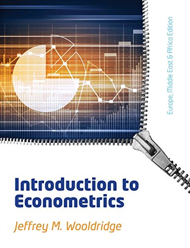 9781408093757: Introduction to Econometrics