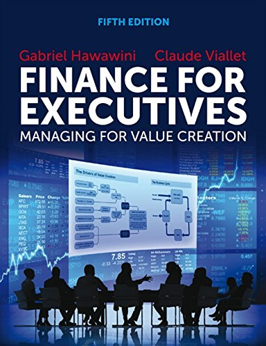 9781408093801: Finance for Executives: Managing for Value Creation