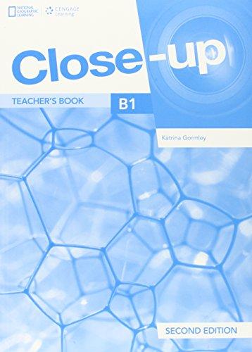 9781408095577: Close-Up B1 Teacher's Book (2nd ed)