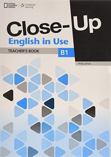 9781408095683: Close-Up B1: Teacher's Book Book 1