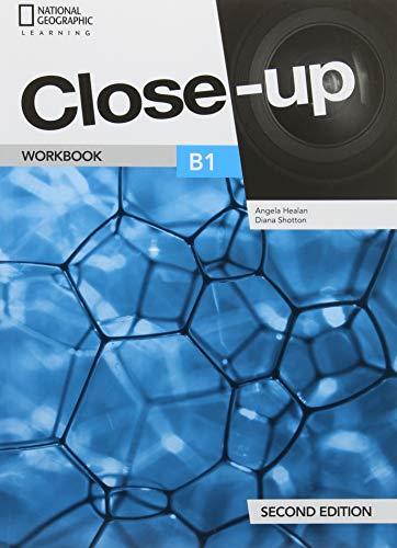 9781408095881: Close-up B1: Workbook with Online Workbook