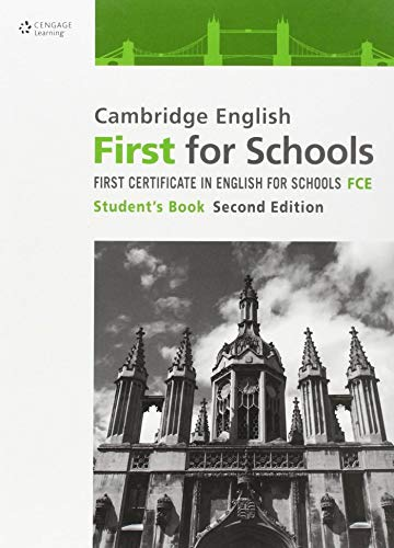 9781408096000: Cambridge English First for Schools Student's Book