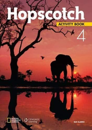 9781408097519: Hopscotch 4. Activity Book (+ Audio CD)