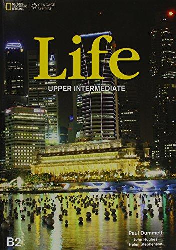 9781408099056: Life Upper Intermediate: Student Book