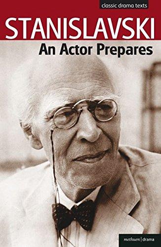 9781408100035: An Actor Prepares (Performance Books)