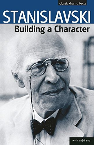 9781408100059: Building a Character (Performance Books)