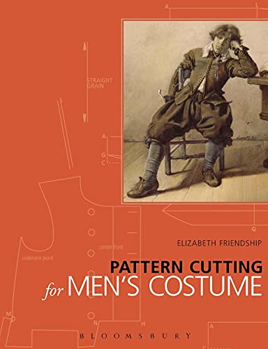 9781408100066: Pattern Cutting for Men's Costume