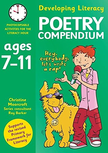 9781408100516: Poetry Compendium: For Ages 7-11 (Developing Literacy)