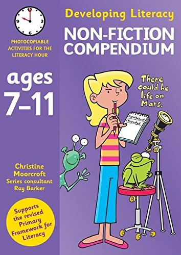 9781408100530: Non-fiction Compendium: For Ages 7-11