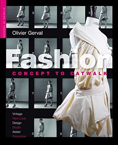 Fashion (Studies in Fashion 1) 9781408100776 This book covers the creation of fashion from the original design, from choosing fabrics and colours, the manufacturing process, catwalks, publicity and marketing strategy. The book follows the process through the fashion 'house' of a young designer showing all the steps that need to be taken. The book is filled with sketchbook pages, photographs and drawings that clearly illustrate the processes involved.