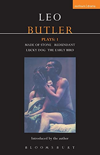9781408101476: Butler Plays: 1: Made of Stone; Redundant; Lucky Dog; The Early Bird (Contemporary Dramatists)