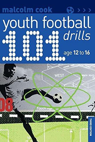 9781408102879: 101 Youth Football Drills