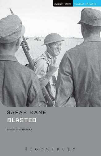 Blasted: Sarah Kane (author),