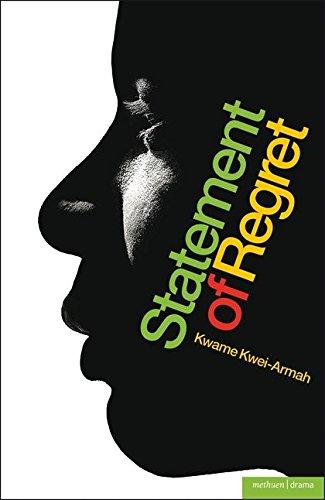 9781408103913: Statement of Regret (Modern Plays)