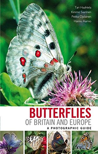 9781408104743: Butterflies of Europe: A Photographic Guide. Hannu Aarnio ... [Et Al.]
