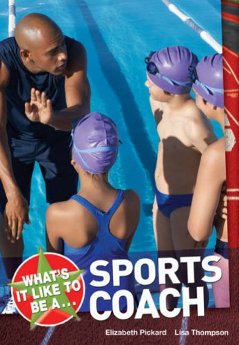 9781408105139: What's It Like to Be a Sports Trainer? (On the Job)