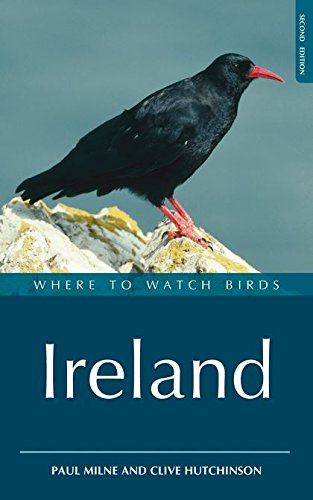 9781408105214: Where to Watch Birds in Ireland
