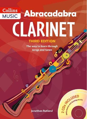 9781408105306: Abracadabra Clarinet: The Way to Learn Through Songs and Tunes