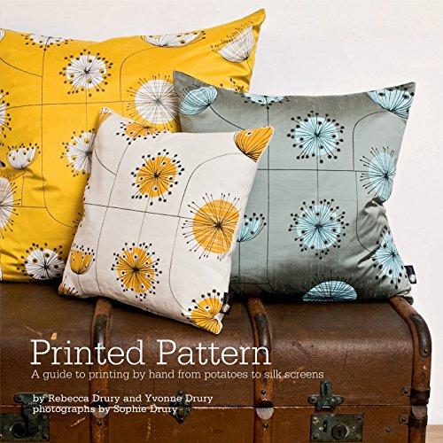Printed Pattern: Rebecca Drury, Yvonne Drury