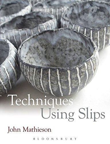 9781408106266: Techniques Using Slips (Ceramics Handbooks)