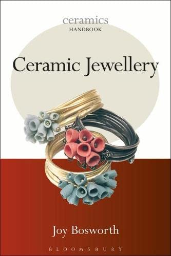 9781408106372: Ceramic Jewellery (Ceramics Handbooks)