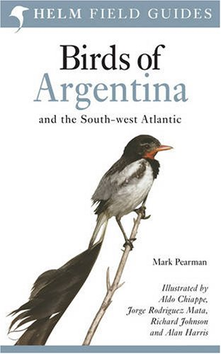 9781408106990: Birds of Argentina (Helm Field Guides)