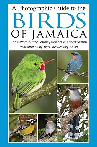9781408107430: A Photographic Guide to the Birds of Jamaica