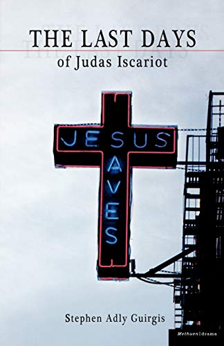 9781408108352: The Last Days of Judas Iscariot