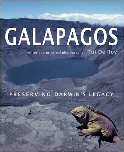 9781408108666: Galapagos: Preserving Darwin's Legacy