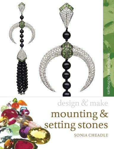 9781408109120: Mounting and Setting Stones (Design and Make)