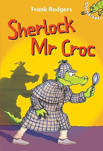 Sherlock Mr Croc: Frank Rodgers