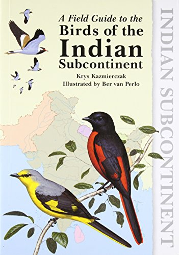 9781408109786: Field Guide to the Birds of the Indian Subcontinent