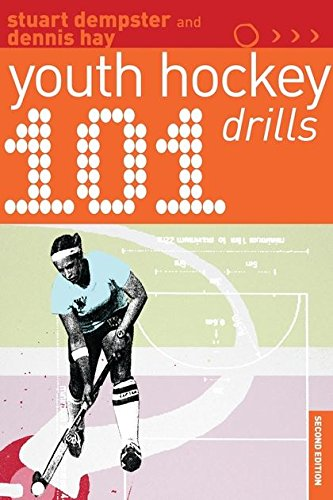 9781408109823: 101 Youth Hockey Drills