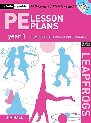 PE Lesson Plans Year 1: Jim Hall