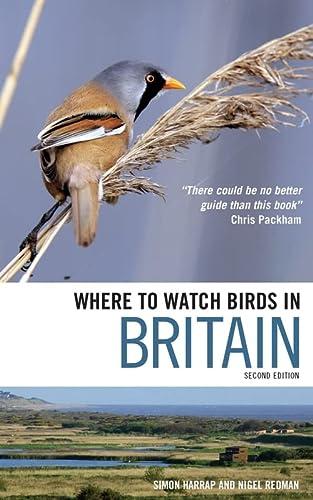 9781408110591: Where to Watch Birds in Britain