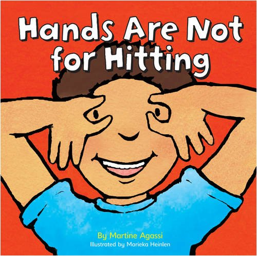 9781408110713: Hands Are Not For Hitting