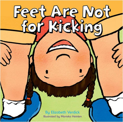 9781408110720: Feet are Not for Kicking