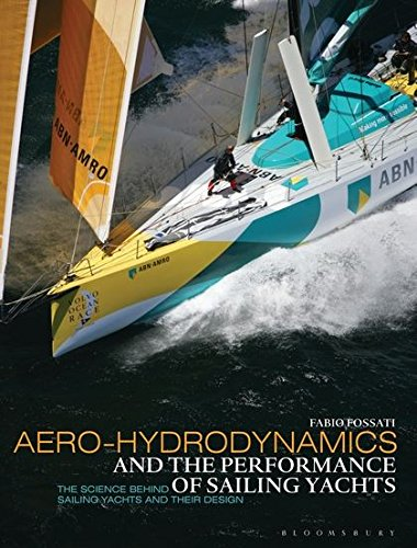 9781408113387: Aero-Hydrodynamics and the Performance of Sailing Yachts