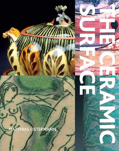 9781408113394: The Ceramic Surface