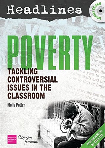 9781408113561: Headlines: Poverty: Teaching Controversial Issues