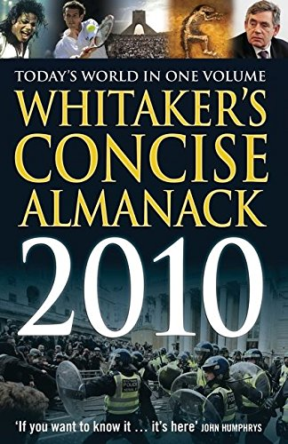 Whitakers Concise Almanack 2010: A and C