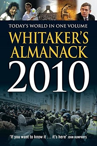 Whitakers Almanack 2010: A and C